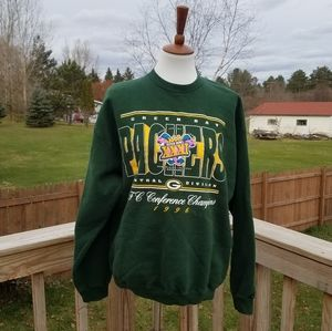Vintage 1996 Green Bay Packers NFL Sweatshirt